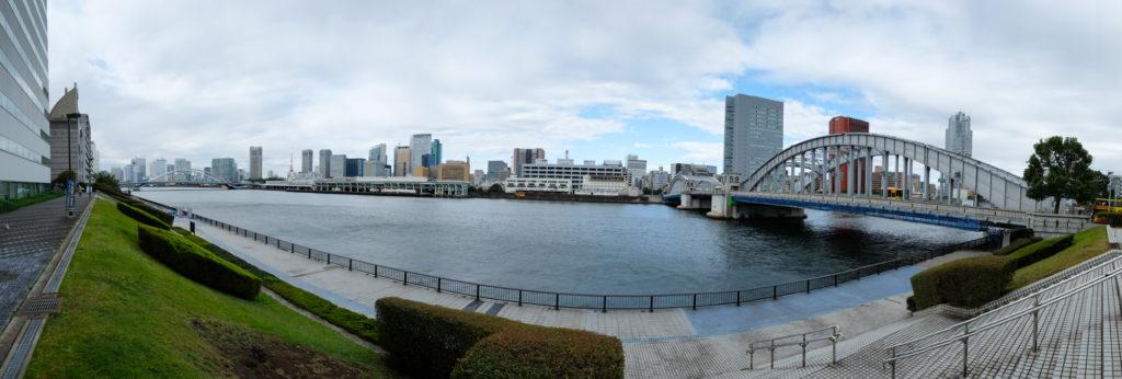 Near Tokyo Bay